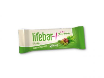 Lifebar Plus Chia Young Barley