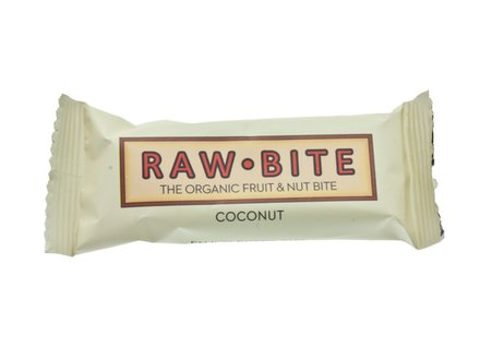 Raw Bite Coconut - Rohkost Riegel